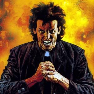 """""""Preacher"""" är en mörk och våldsam historia som verkligen gjorde intryck på en då 25-årig, nykär snorunge från Ganthem."""