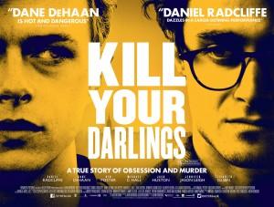 """Den här filmen, med Daniel Radcliffe aka Harry Potter, har inget med texten att göra. Men en sökning på """"kill your darling"""" gav detta resultat, och på något vis är det ändå passande utifrån vad jag skulle ha skrivit om. Bland annat..."""
