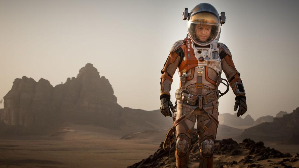Filmen The Martian fick mig att fundera på hur jag skulle reagera på att vara isolerad från allt. Och hur lockande det kan vara...