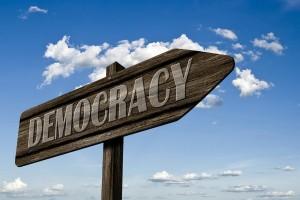 Demokrati... Absolut! Bild från Pixabay.
