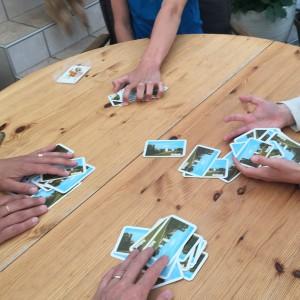 Kortspelande